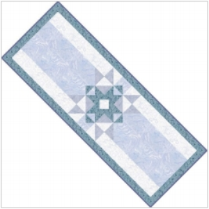 Winter Star Tablerunner | Crafting | Sewing | Other