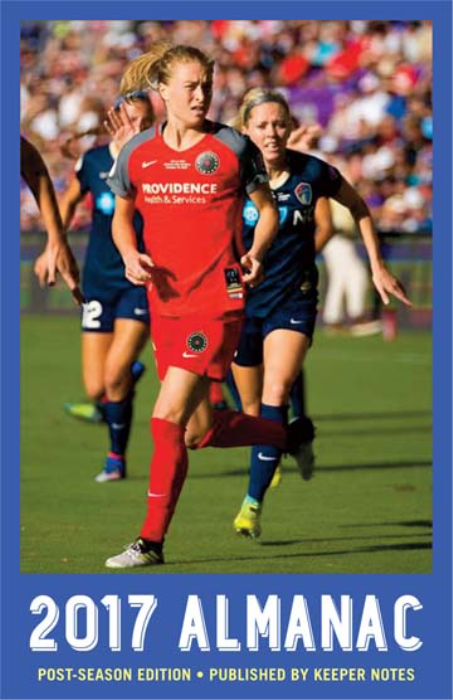 First Additional product image for - 2017 NWSL Almanac Post-Season FINAL
