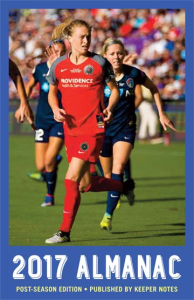2017 NWSL Almanac Post-Season FINAL | eBooks | Sports
