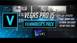 sony vegas handy filmmaker's pack by pro edits