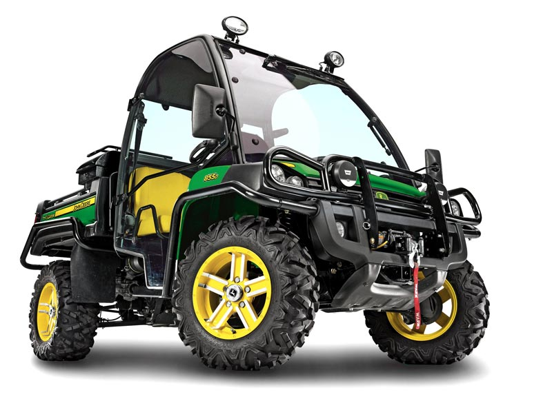 download john deere 855d xuv gator utility vehicle repair. Black Bedroom Furniture Sets. Home Design Ideas