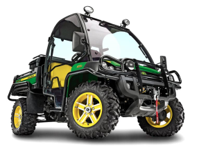 download john deere 855d xuv gator utility vehicle repair service technical manual tm107219