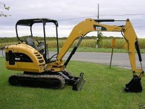 caterpillar 302.5c mini hydraulic excavator service repair manual sn - gbb1-up