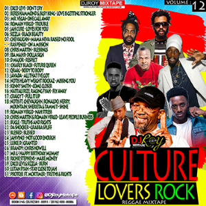 dj roy culture lovers rock mix vol.12