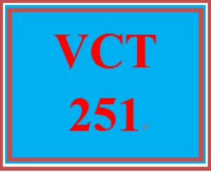 VCT 251 Week 4 Individual: Company Logo | eBooks | Education