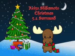 reizo shibamoto christmas 5.1 surround
