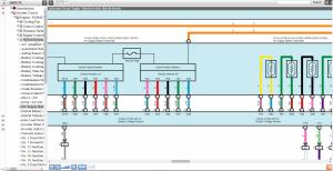 lexus rx450h 2015-2017 ewd electrical wiring diagrams
