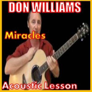 Learn to play Miracles by Don Williams | Movies and Videos | Educational