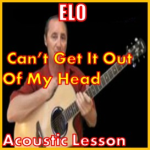 learn to play can't get it out of my head by elo