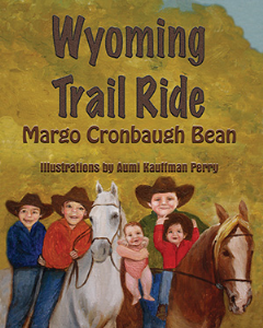wyoming trail ride
