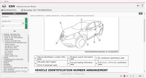 nissan murano z52 2018 service repair manual wiring diagrams