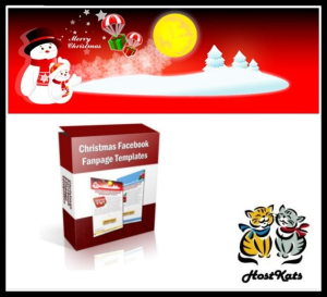 Christmas Facebook Fanpage Templates | Software | Design Templates