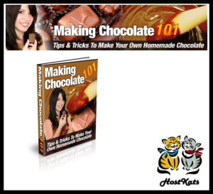 Delicious Making Chocolate Recipes | eBooks | Food and Cooking