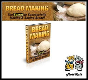 Bread Making Recipes | eBooks | Food and Cooking