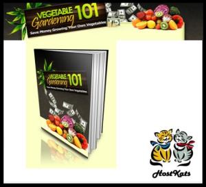 Vegetable Gardening 101   eBooks   Reference