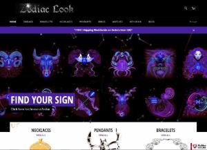 premium zodiac jewelry dropship store
