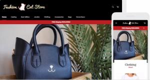 PREMIUM Cats Fashion Dropship Store | Software | Internet