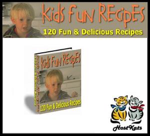 fun recipes for kids 120 fun & delicious recipes