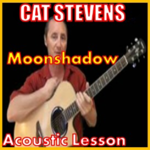 Learn to play Moonshadow by Cat Stevens | Movies and Videos | Educational