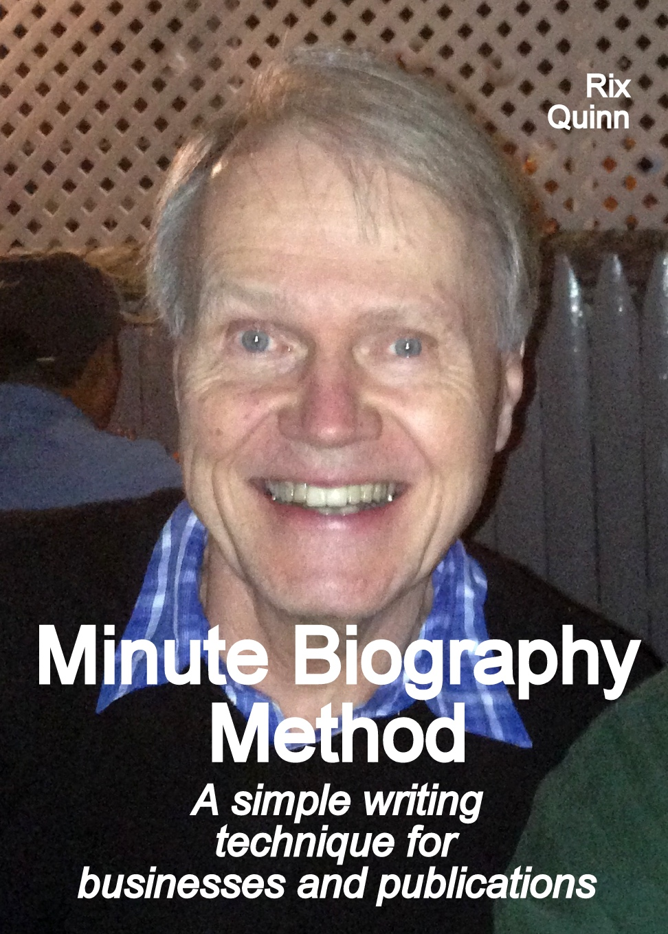 First Additional product image for - Minute Biography Method