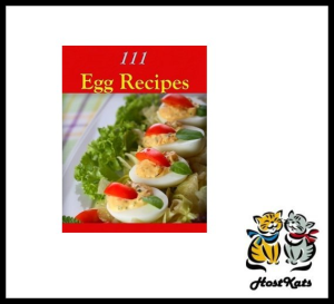 a great ebook featuring 111 egg recipes