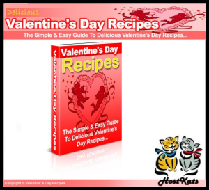 Valentine's Day Recipes | eBooks | Food and Cooking