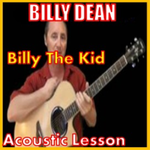 Learn to play Billy The Kid by Billy Dean | Movies and Videos | Educational