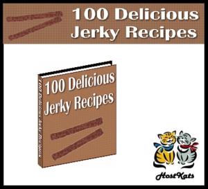 100 delicious jerky recipes