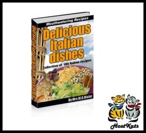 185 delicious italian dishes