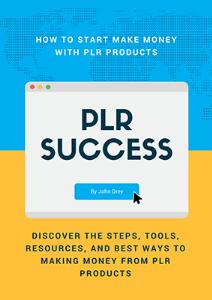 plr success - start make money with plr products