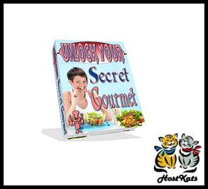 unlock your secret gourmet recipes