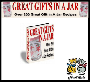 Great Gifts In A Jar - 200 Recipes for Gift Jars | eBooks | Arts and Crafts