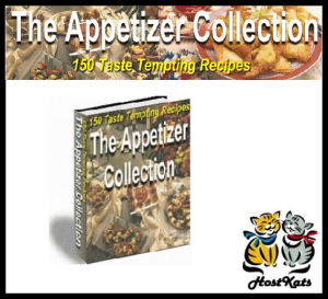 150 Appetizer Recipe Collection | eBooks | Food and Cooking