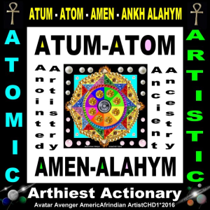 Atum-Atom-Amen-Allahym | Photos and Images | Digital Art