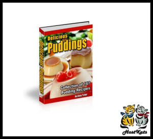 167 Delicious Pudding Recipes | eBooks | Food and Cooking