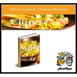100 succulent chinese recipes – now you can make your own chinese dishes