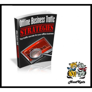 offline business traffic strategies
