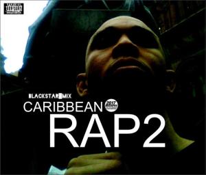 blackstar mix - caribbean rap vol2 (2017)