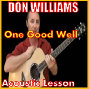 learn to play one good well by don williams