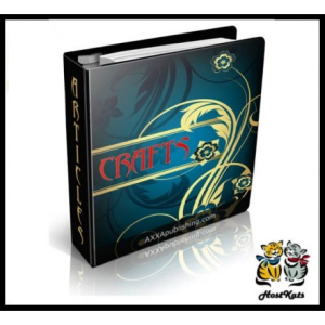 everything you need to know about crafts is included in this ebook