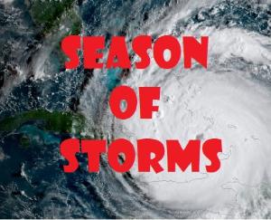 season of storms – part 1