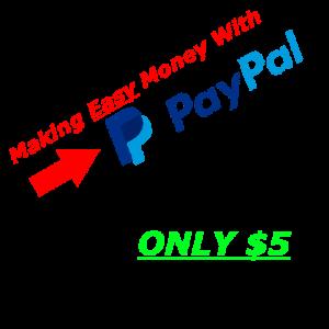 make paypal money easy