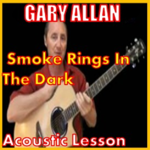 learn to play smoke rings in the dark by gary allan