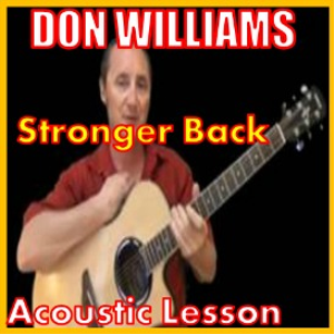 learn to play stronger back by don williams