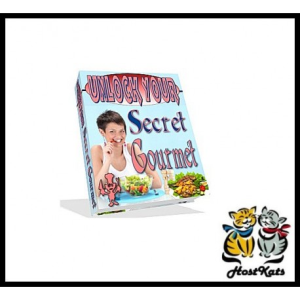 Unlock Your Secret Gourmet | eBooks | Food and Cooking