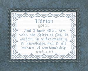 name blessings - edrian