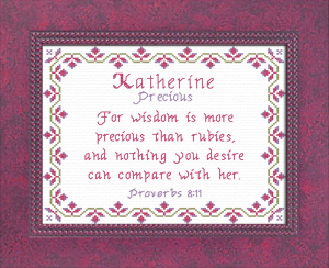 name blessings - katherine 3
