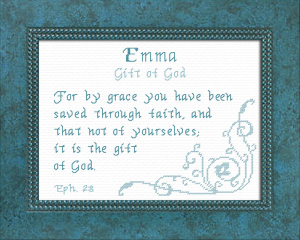 name blessings - emma 4