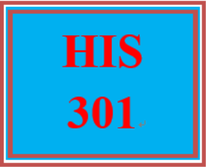 his 301 entire course