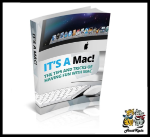 it's a mac - the tips and tricks of having fun with mac!